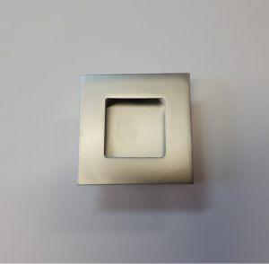 Ручка квадратная Серебро матовое Новошахтинск
