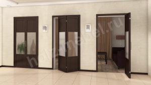 Двери гармошка Новошахтинск