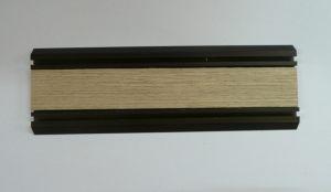 Направляющая нижняя для шкафа-купе вкладка шпон Новошахтинск