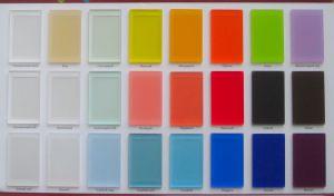 Акриловое стекло матовое для радиусных шкафов-купе и радиусных межкомнатных перегородок Новошахтинск