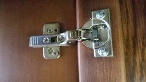 Петля для распашной двери с доводчиком Новошахтинск