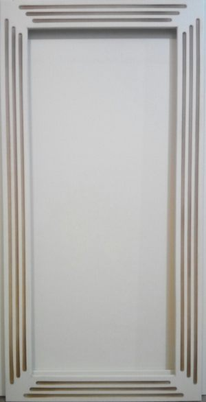 Рамочный фасад с фрезеровкой 2 категории сложности Новошахтинск