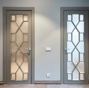 Двери с филенкой Новошахтинск
