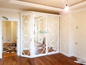 Двери с фигурной филенкой, эмаль Новошахтинск